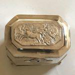 1850 Antique Ukraine Etrog Box