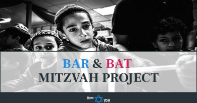 Bar Bat Mitzvah Project
