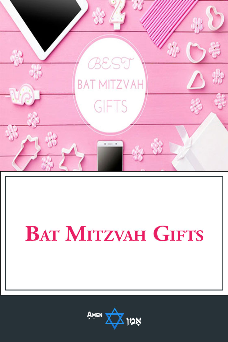 20+ best bat mitzvah gift ideas for a 12-13 year old girl (2018
