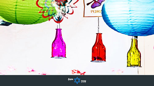Bottled Lanterns
