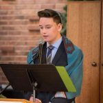 Custom Bar Mitzvah Hand Woven Prayer Shawl