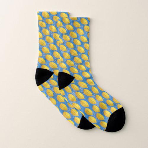Etrog Socks