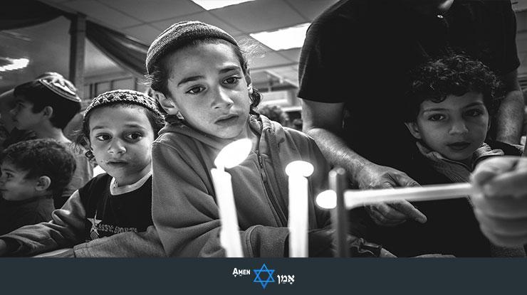 Kids Mitzvah Project