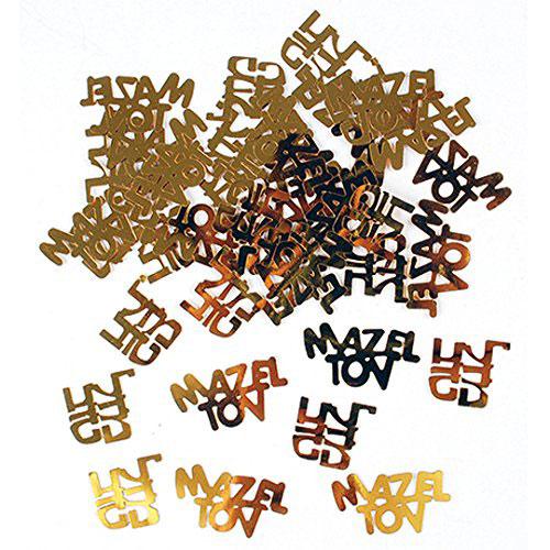 Mazel Tov Confetti