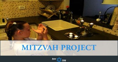 Mitzvah Project Ideas