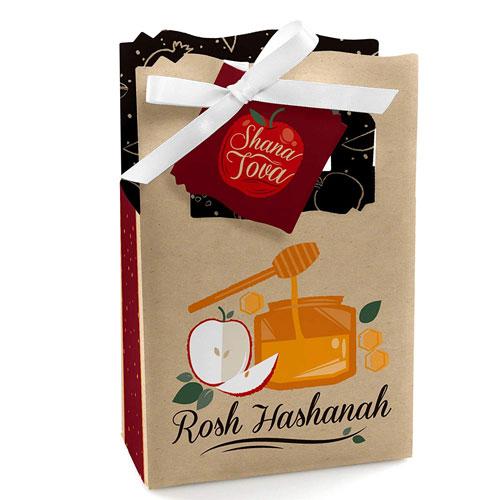 Rosh Hashanah Favor Boxes