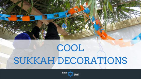 Sukkah Decorations