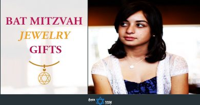 Bat Mitzvah Jewelry Gifts