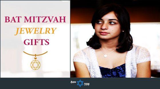 Bat Mitzvah Jewelry Gifts