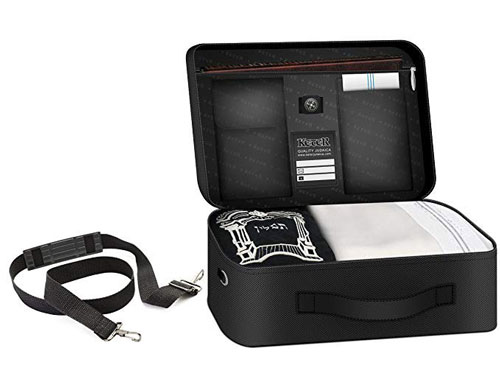 Compact Travel Case For Tallit Tefillin