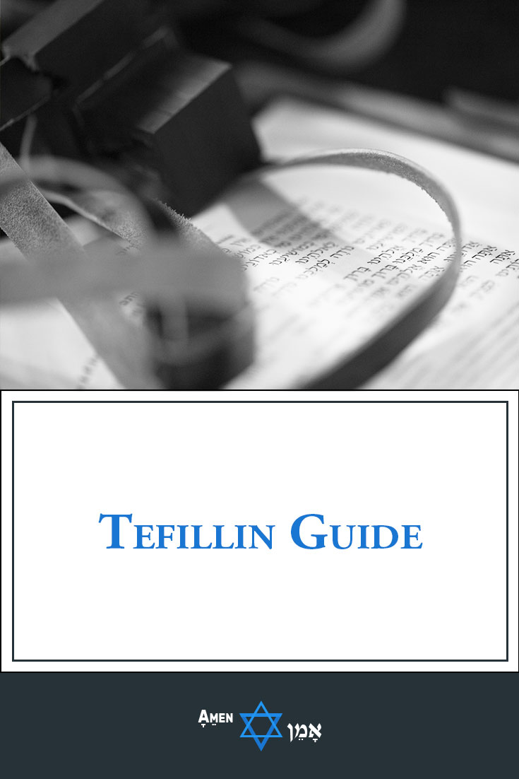 Tefillin Buying Guide Large