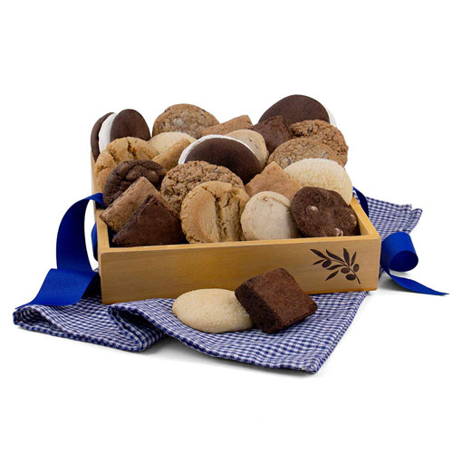 Gourmet Gift Basket Baked Goods Gift