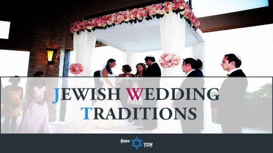 Jewish Wedding Ceremony Traditions Customs Everything In Between