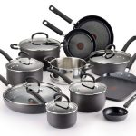 T Fal Hard Anodized Cookware Set