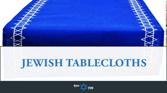 Jewish Tablecloths