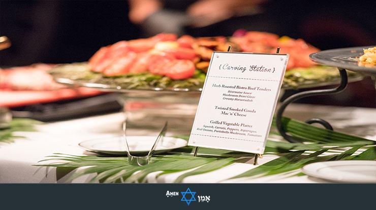 Yummy the best traditional bar bat mitzvah food menu ideas