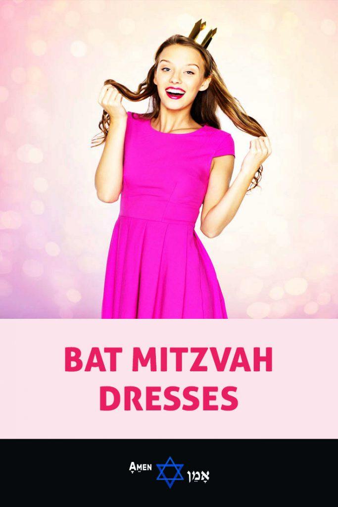 Bat Mitzvah Dresses