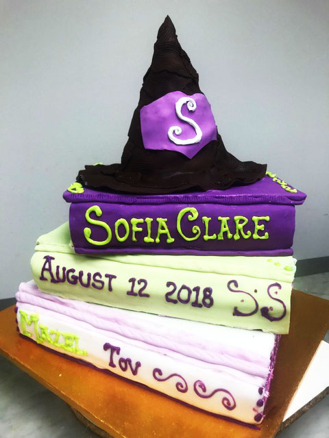 Harry Potter Cake 2