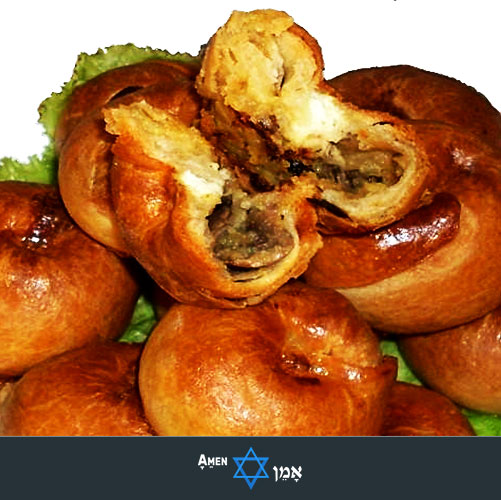 Kiddush Luncheon Knishes