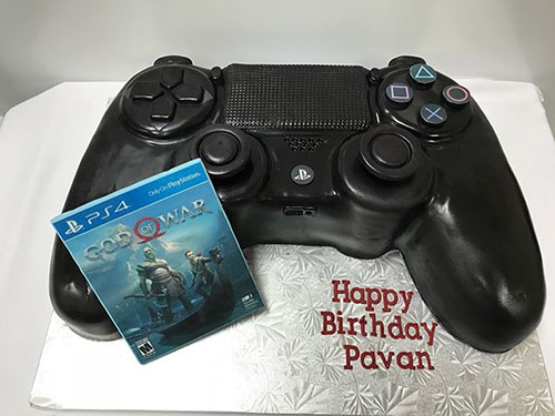 Ps4 Controller Cake