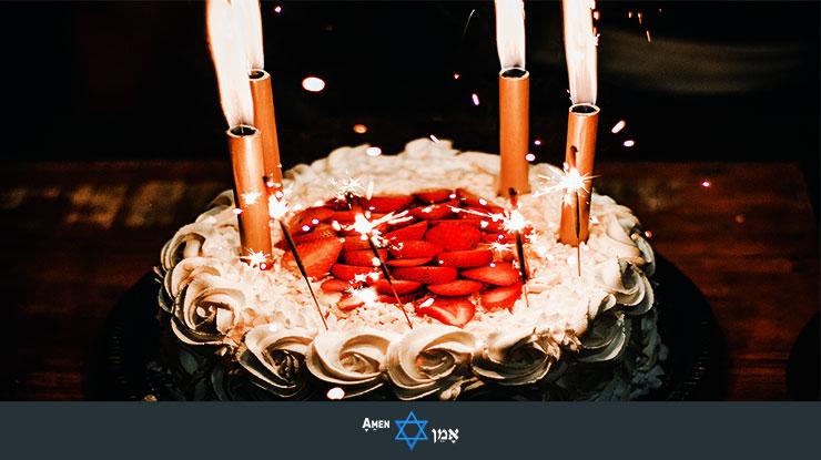 Bar & Bat Mitzvah Cake Decorations