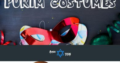 Best Funny Purim Costumes