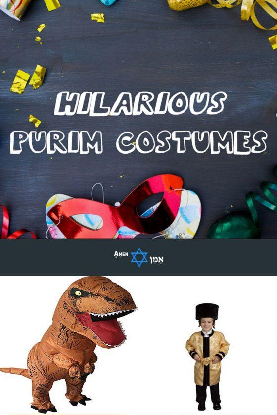 Best Funny Purim Costumes
