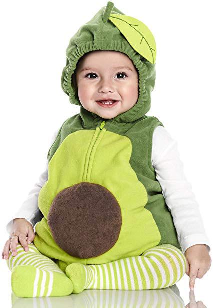 Little Avocado Costume