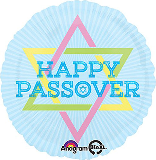 Passover Balloons