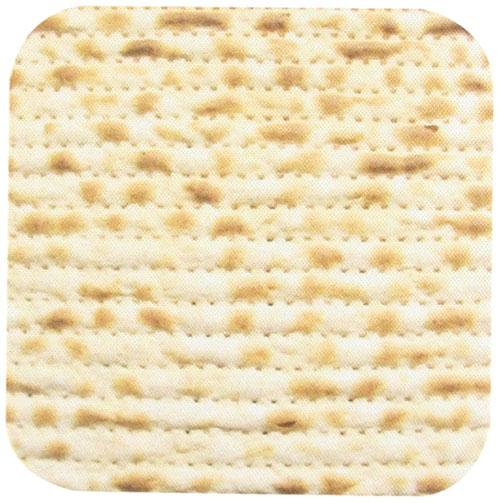 Passover Matzo Coasters