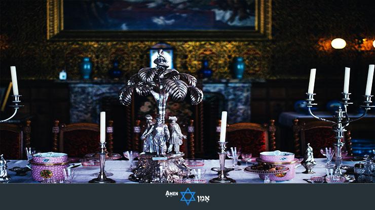 Silverware Table Setting