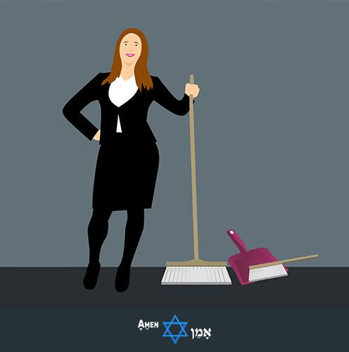Clean Floor Passover