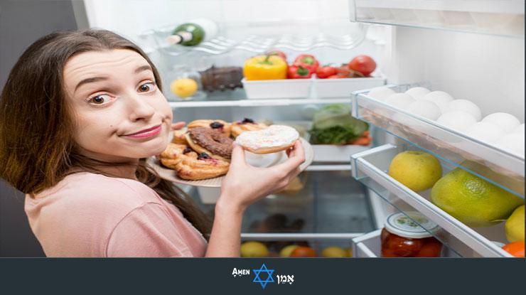 Clean Refrigerator Passover