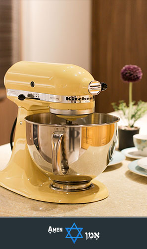Electric Mixer Passover