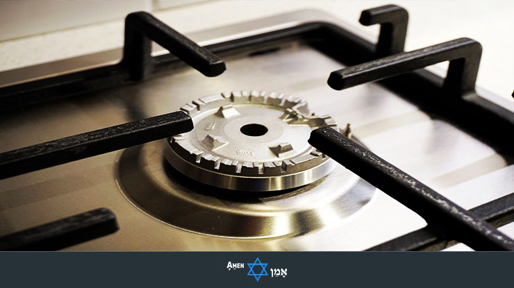 Gas Stove Passover