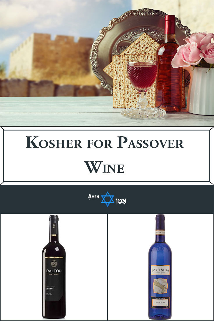Kosher For Passover Wine Large