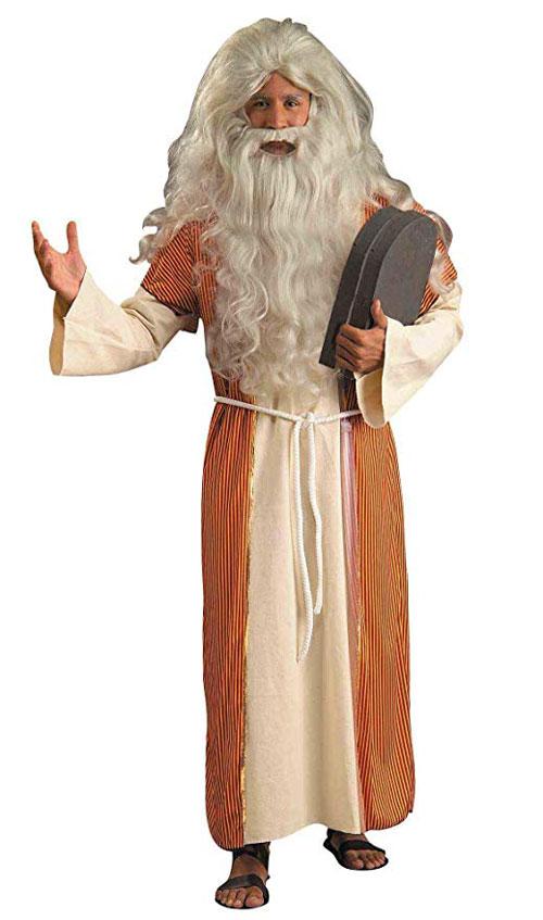 Mens Biblical Times Moses Costume