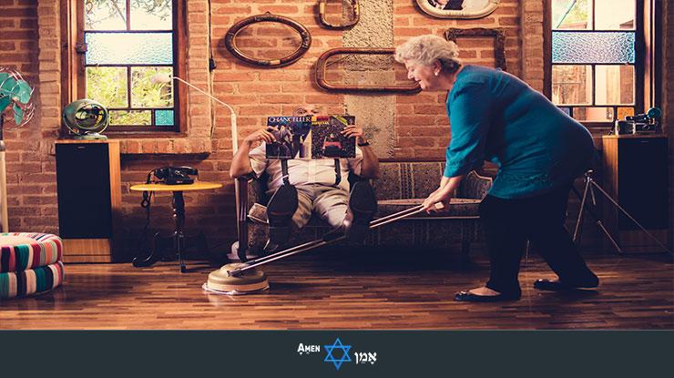 Passover Cleaning Vacuum