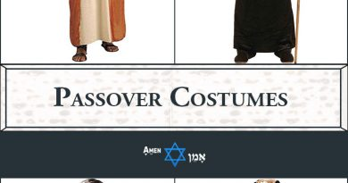 Passover Costumes