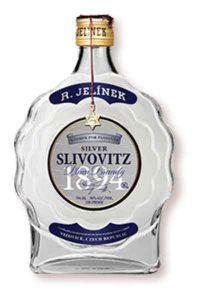 R Jelinek Silver Slivovitz