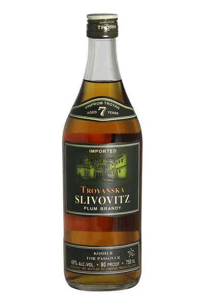Troyanska Plum Brandy