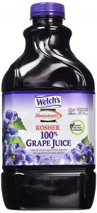 Welch's Manischewitz Kosher Grape Juice