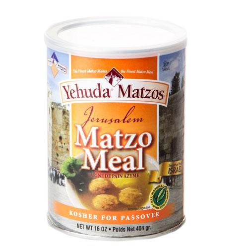 Yehuda Matzos Matzo Meal