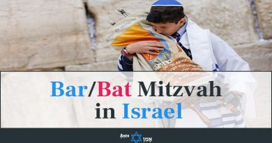 Bar Bat Mitzvah in Israel