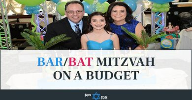 Bar Bat Mitzvah On A Budget