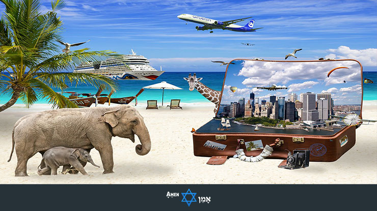Bar Mitzvah Trip Outside Of Israel
