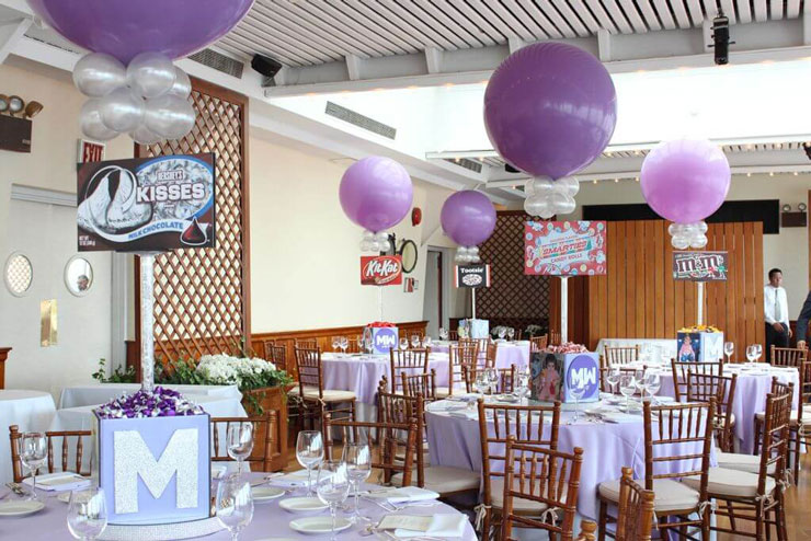 Candy Themed Bar Mitzvah