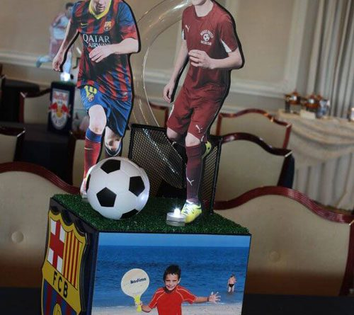 Soccer Themed Bar Mitzvah
