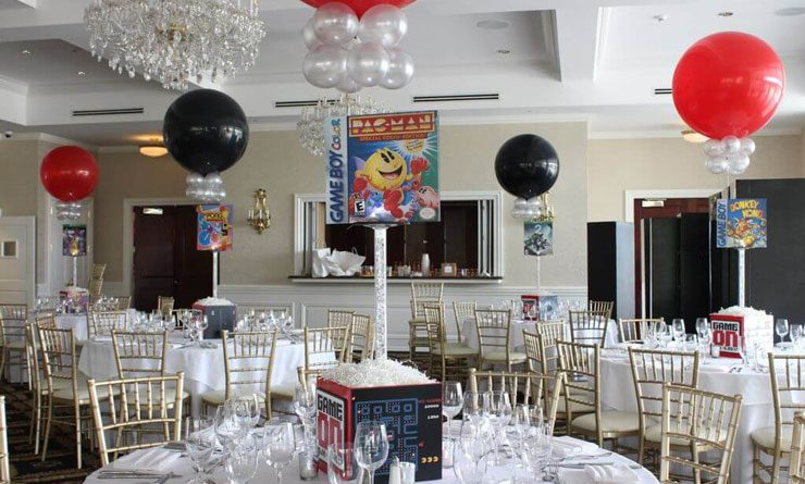 Video Game Themed Bar Mitzvah