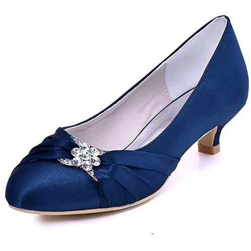 Elegantpark Comfort Rhinestone Shoes